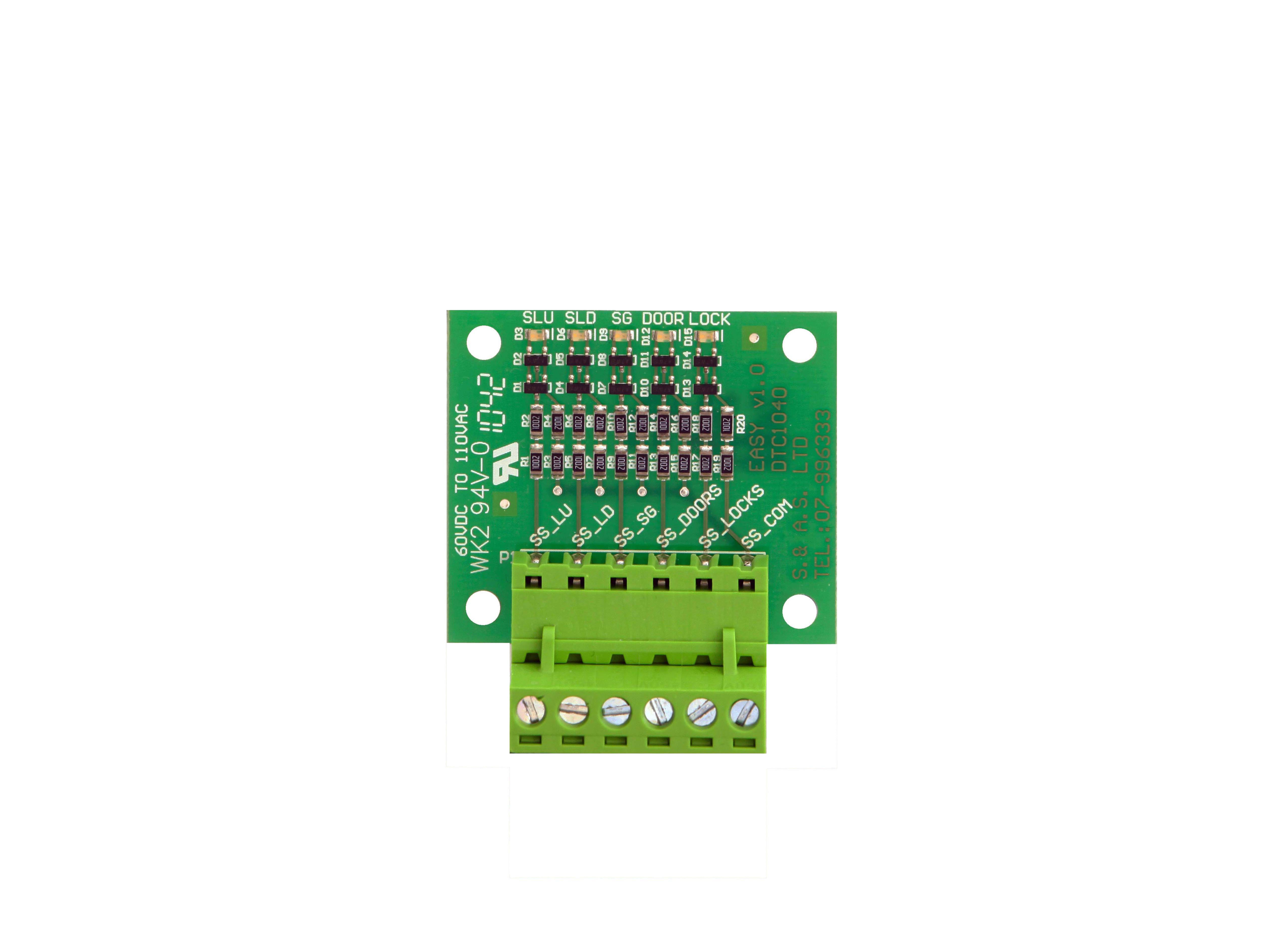 SAFETY CIRCUIT MONITORING BOARD  −  EASYLOOK