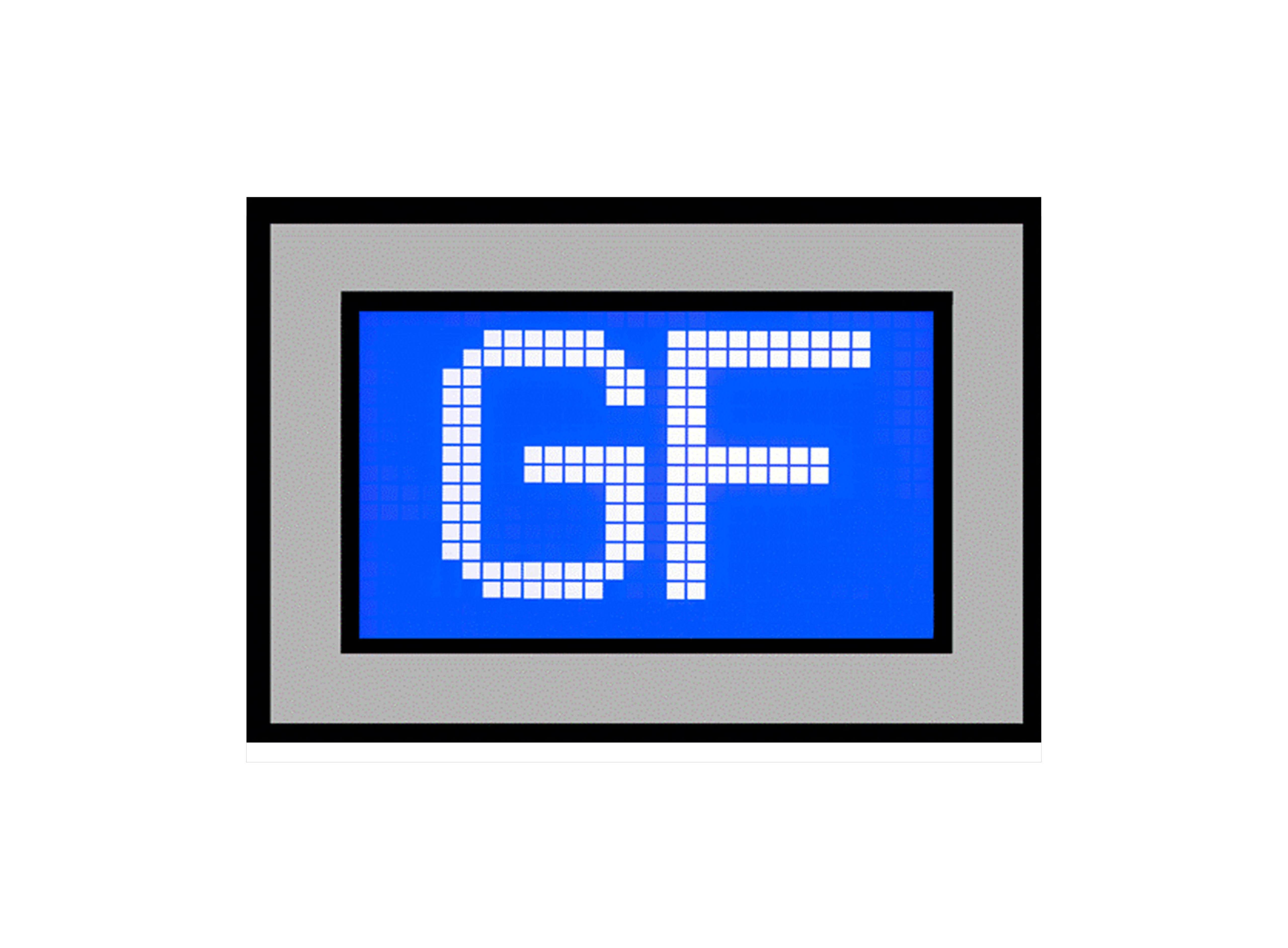 UNIVERSAL  PROGRAMMABLE  SCROLLING  LCD INDICATOR −  UNILCD