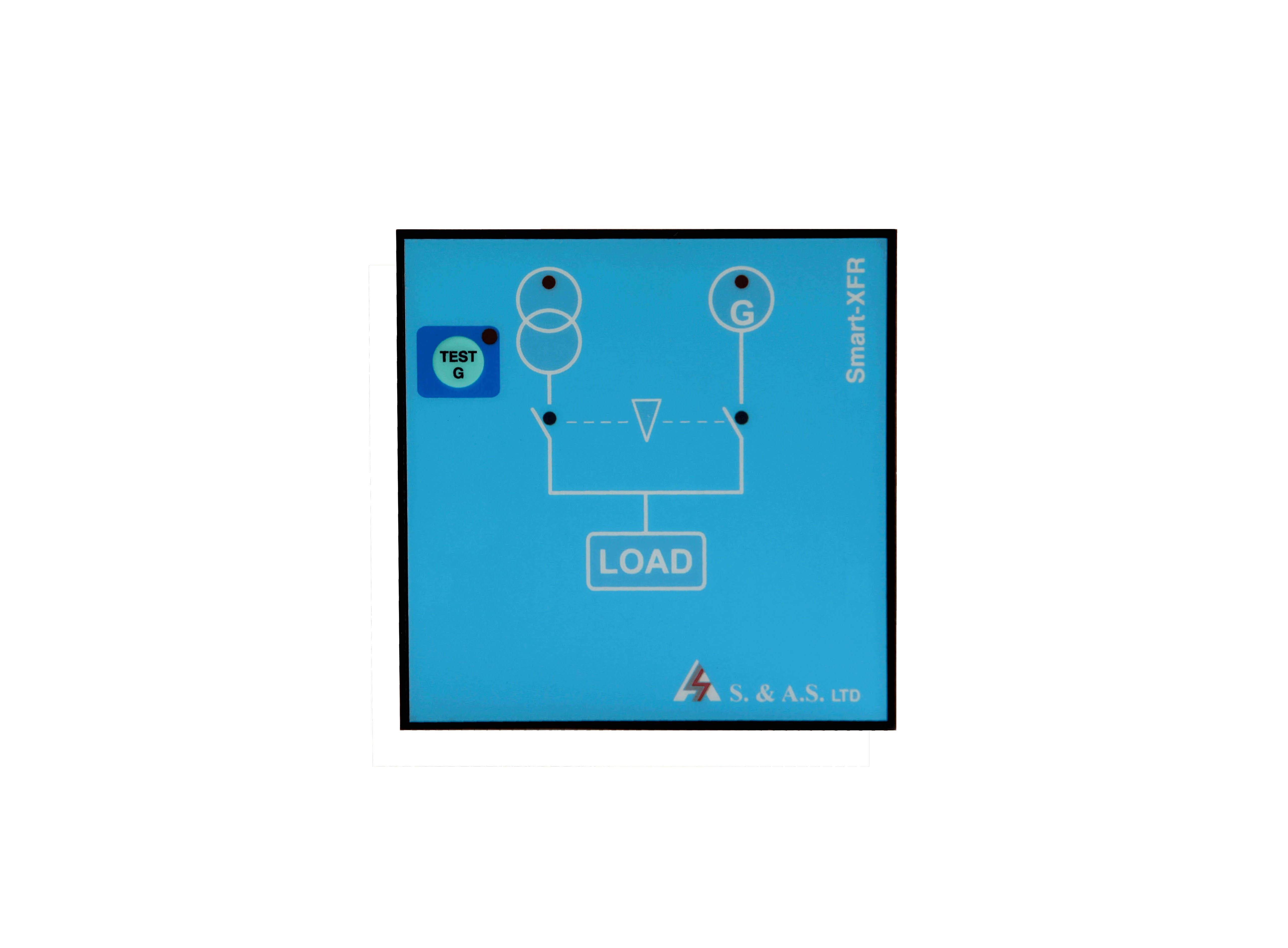 AUTOMATIC  TRANSFER  SWITCH  MODULE  −  SMART XFR