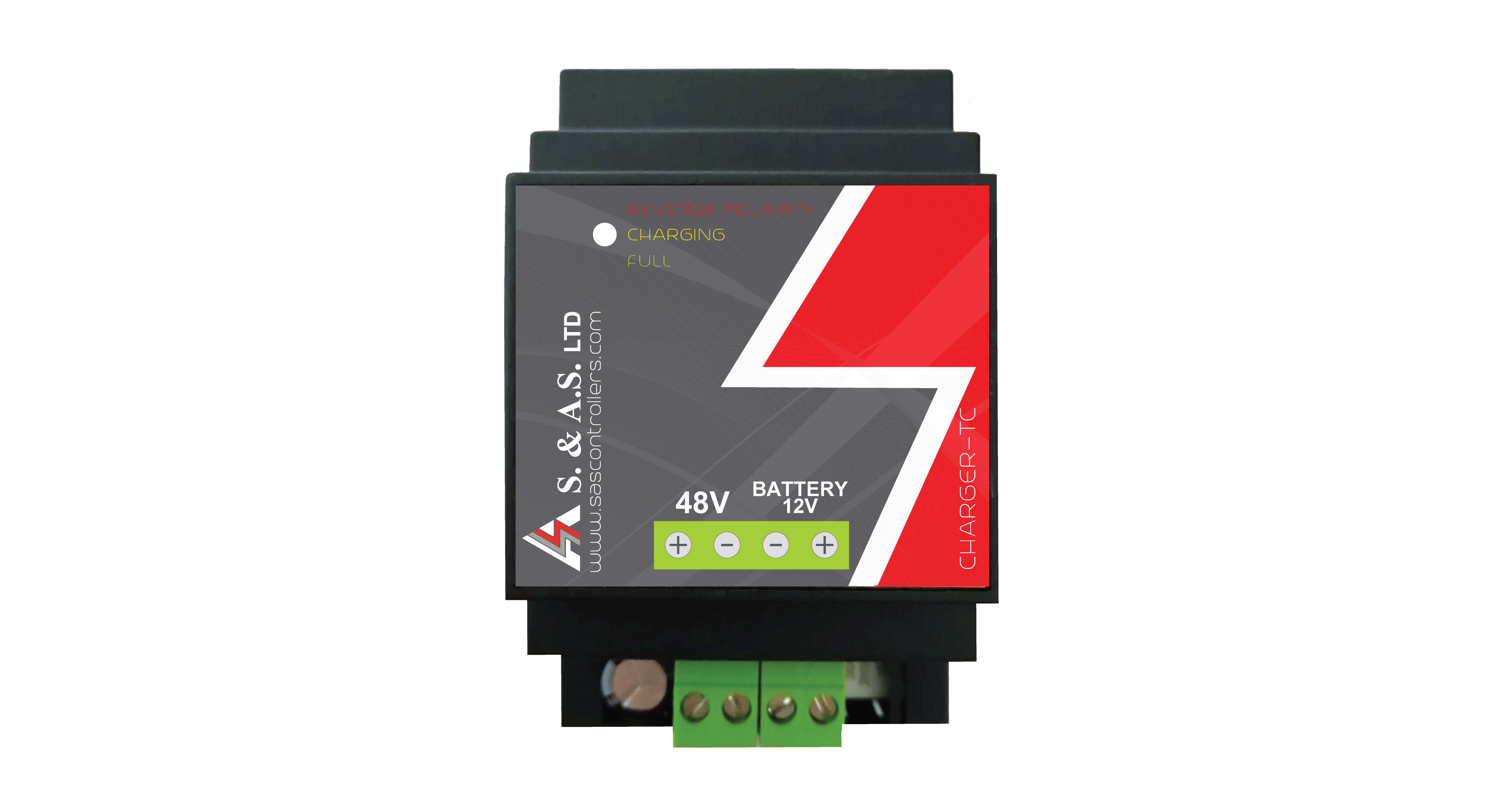 BATTERY CHARGER  −  CHARGER-48i