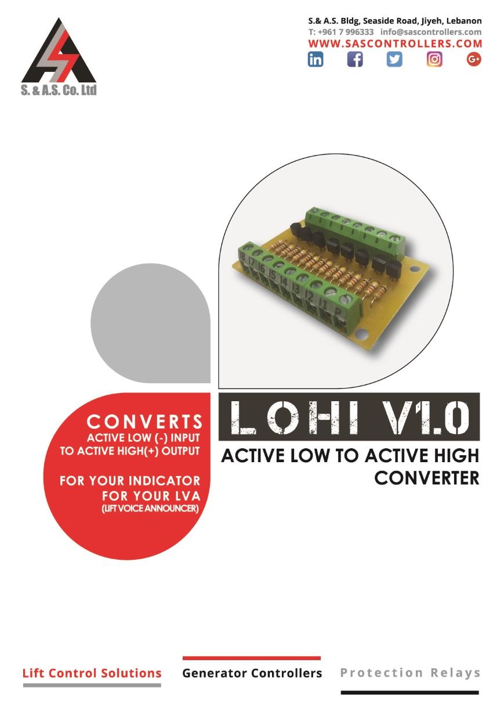 LOHI V1.0