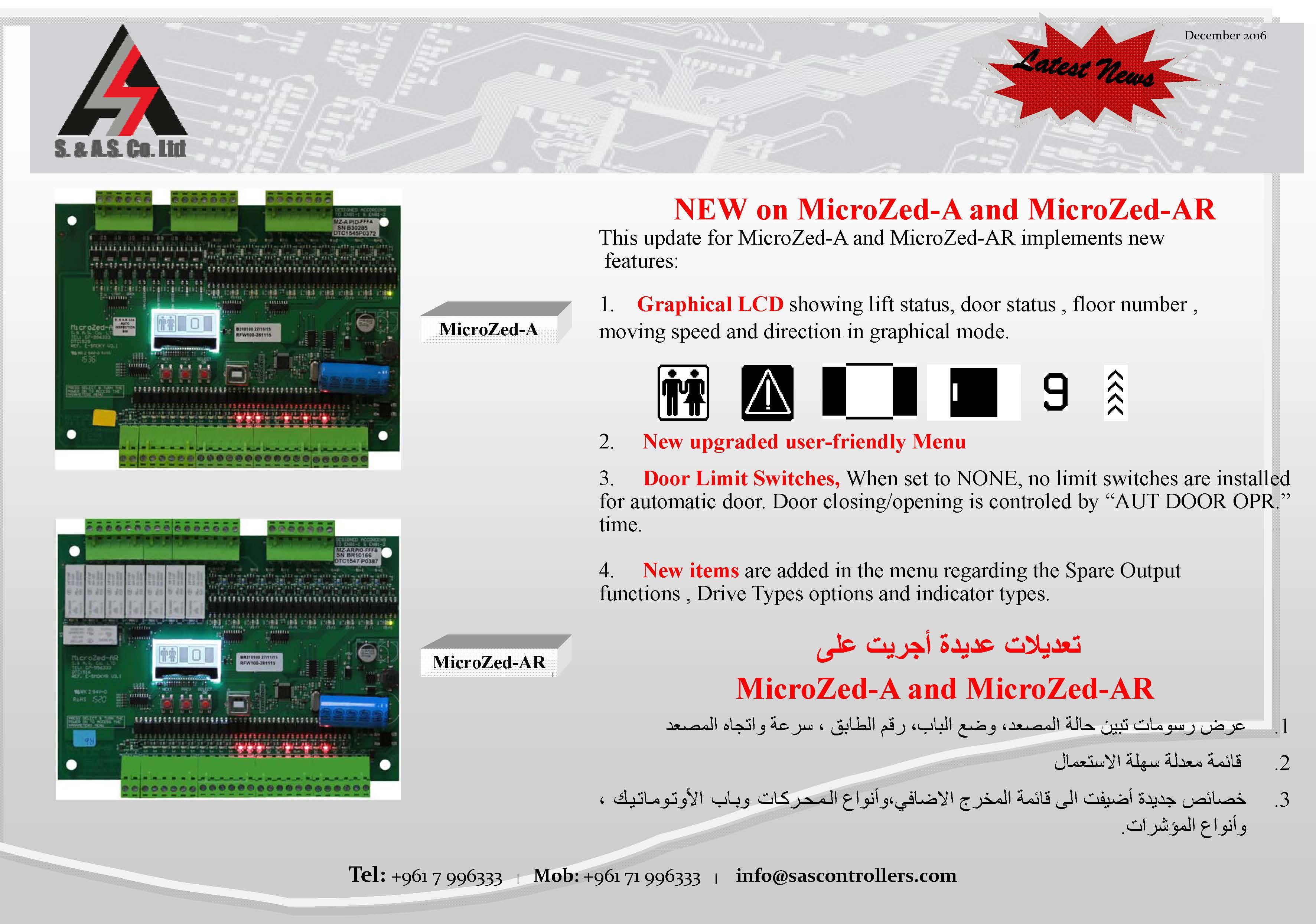 MicroZed-A And MicroZed-AR